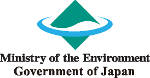 Ministry of the Environment Government of Japan Logo